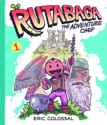 Rutabaga: The Adventure Chef Vol. 1