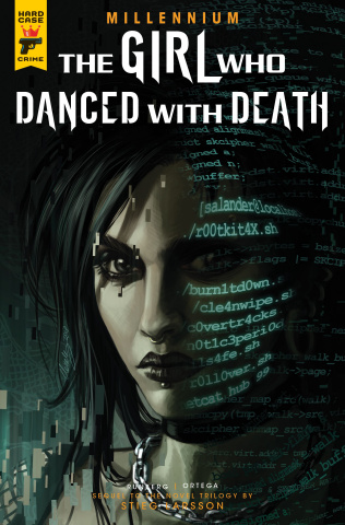 The Girl Who Danced with Death #3 (Iannicello Cover)