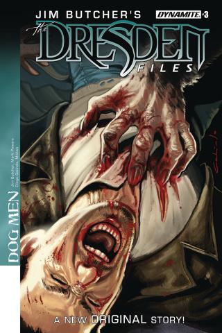 The Dresden Files: Dog Men #3