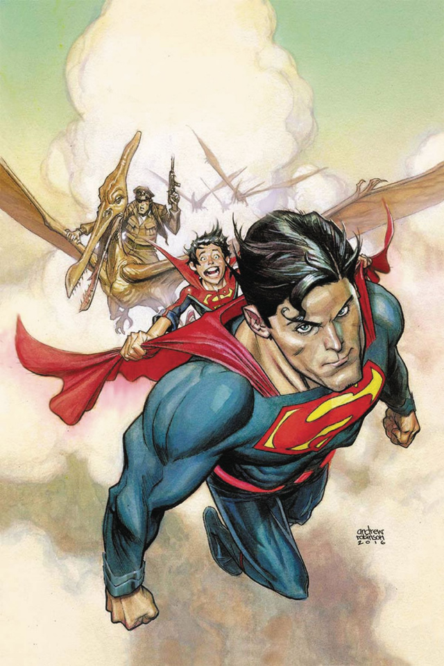 Superman #9 (Variant Cover)
