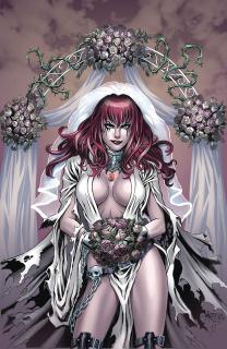 Grimm Tales of Terror #13 (Reyes Cover)