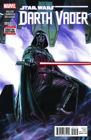 Darth Vader #1 (4th Printing)