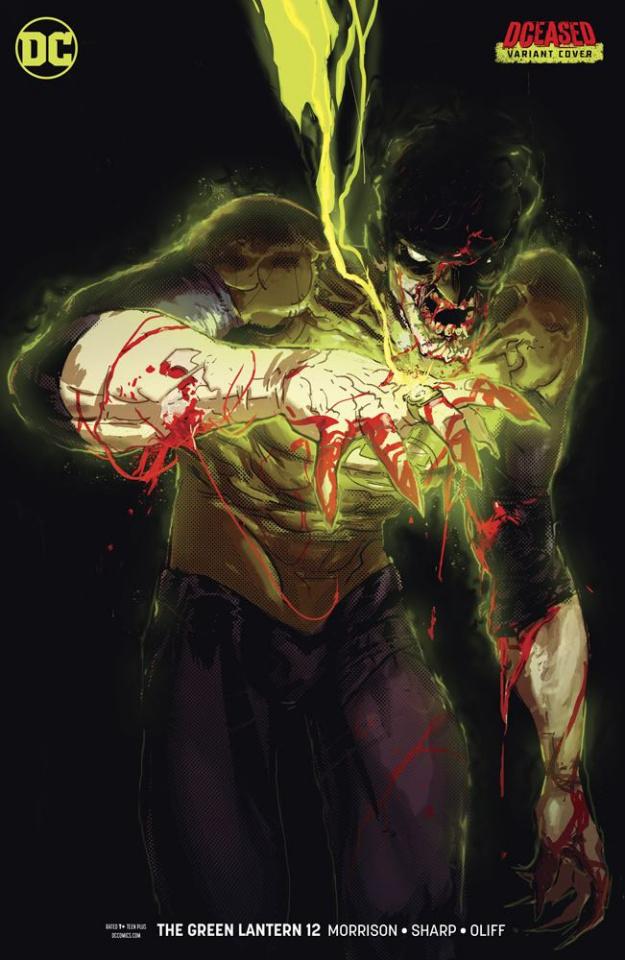 Green Lantern #12 (Variant Cover)