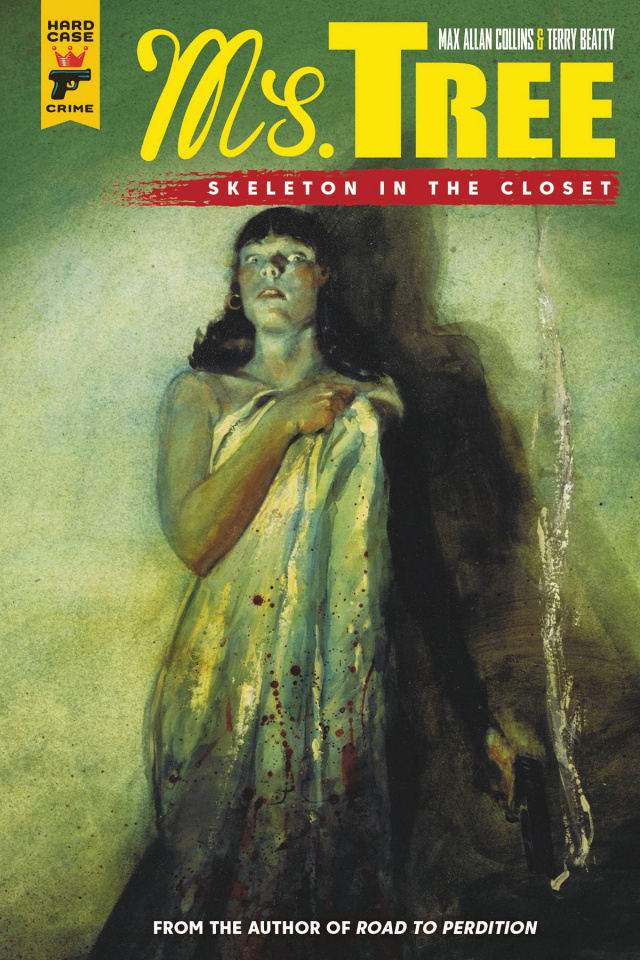 Ms. Tree: Skeleton in the Closet