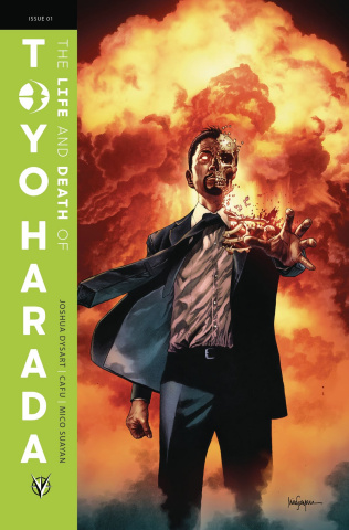 The Life and Death of Toyo Harada #1 (Suayan Cover)