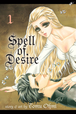 Spell of Desire Vol. 1