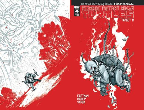 Teenage Mutant Ninja Turtles Macro-Series #4: Raphael (Eastman Cover)