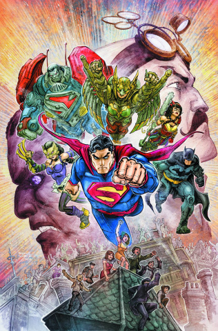 Infinite Crisis: The Fight for the Multiverse Vol. 2