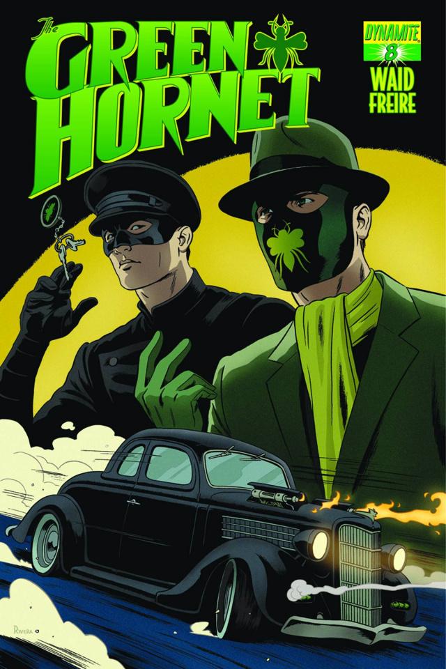 The Green Hornet #8