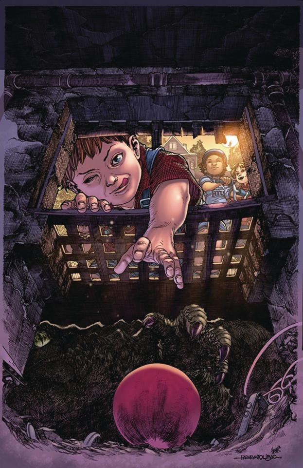 Grimm Tales of Terror #6 (Tolibao Cover)