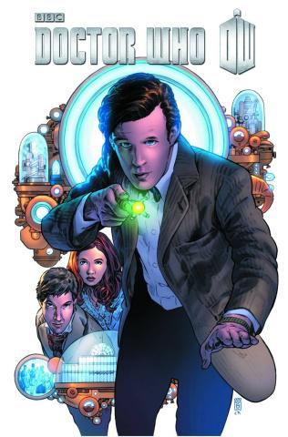 Doctor Who Vol. 1: Hypothetical Gentleman