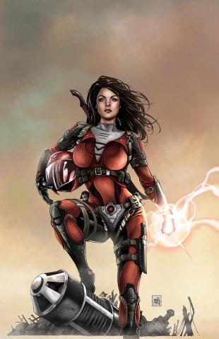 E.V.I.L. Heroes #2 (Krome Cover)