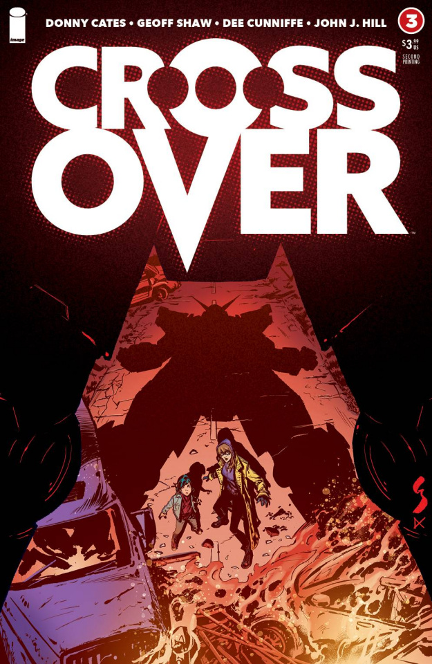 Crossover #3 (2nd Printing)