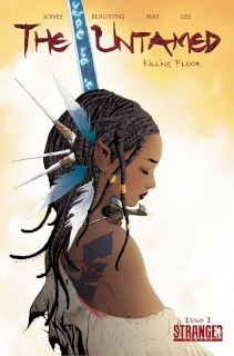 The Untamed II #2 (Lee Cover)