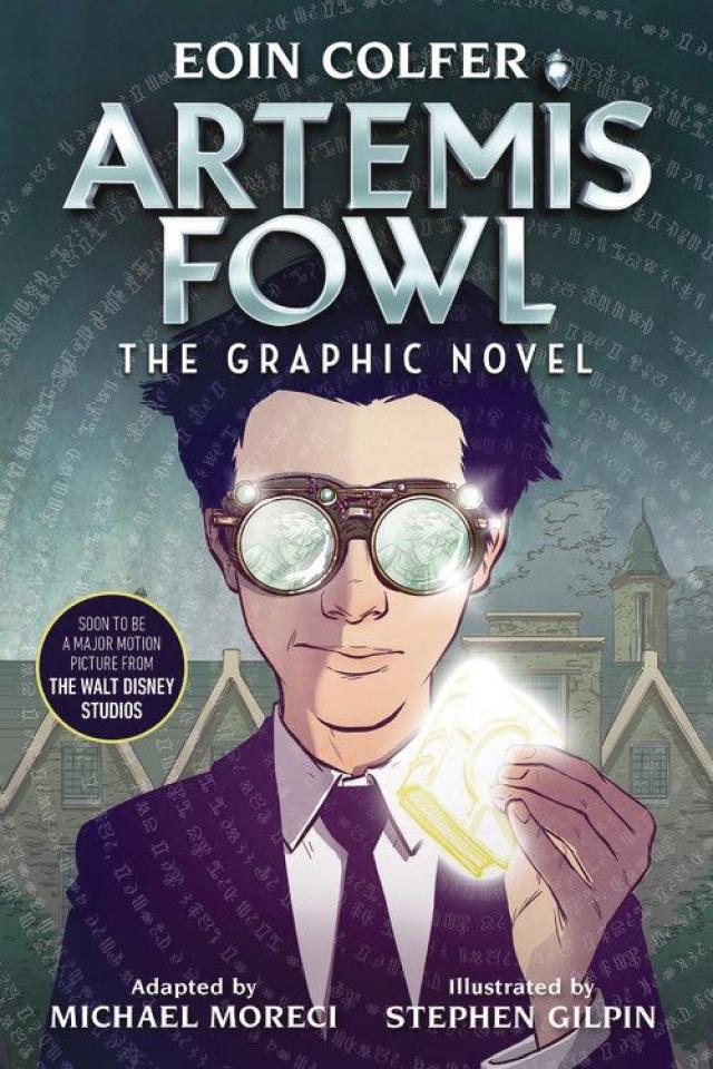 Artemis Fowl (Movie Edition)