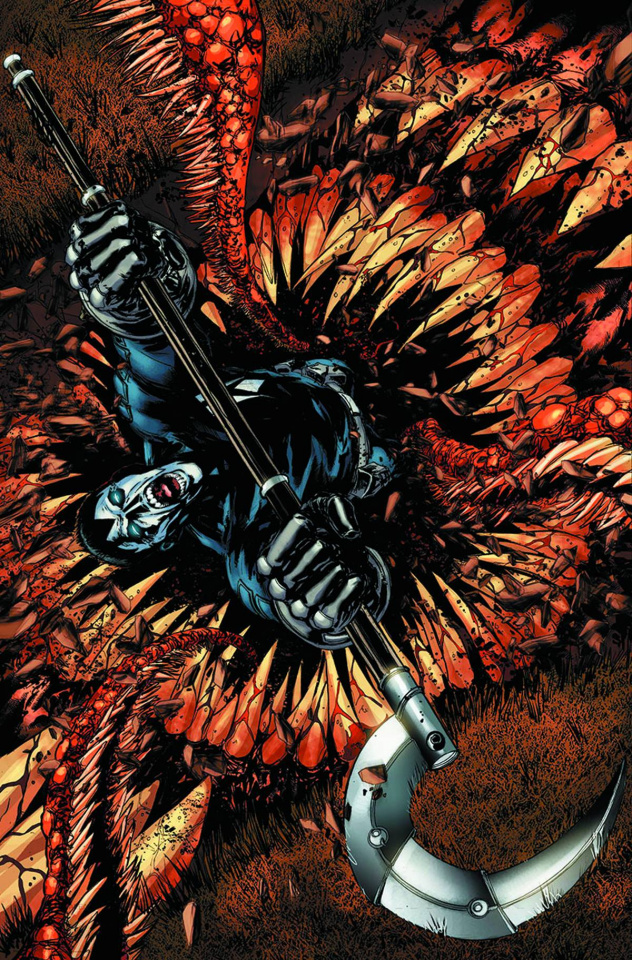 Shadowman #13 (Sepulveda Cover)