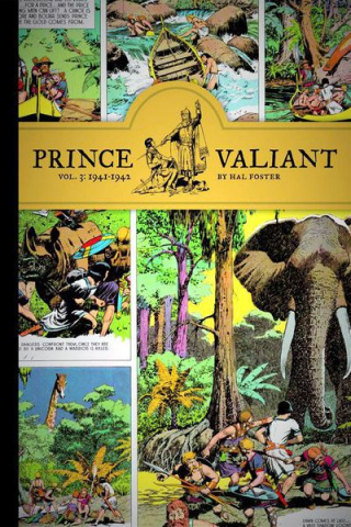 Prince Valiant Vol. 3: 1941-1942