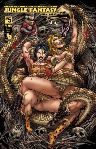 Jungle Fantasy: Survivors #5