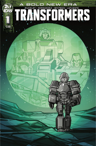 The Transformers #1 (3rd Printing)