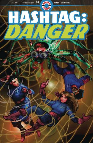 Hashtag: Danger #5