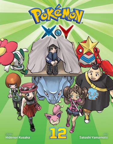 Pokemon XY Vol. 12