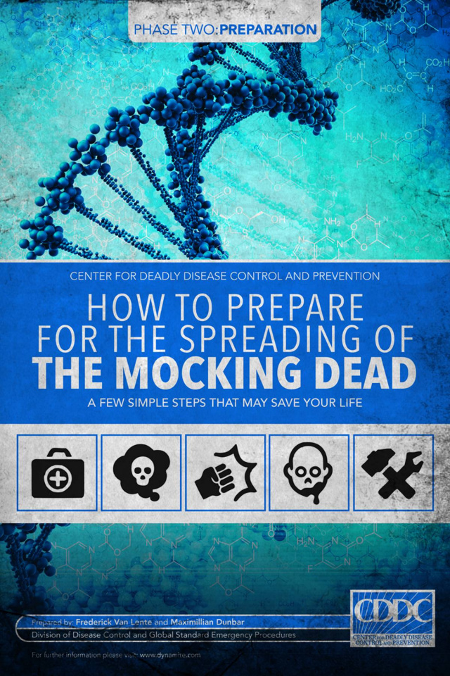 The Mocking Dead #2