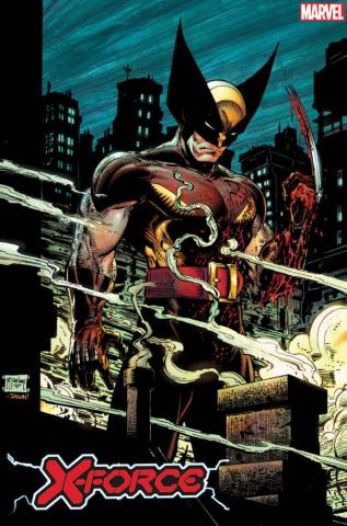 X-Force #1 (McFarlane Hidden Gem Cover)