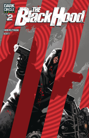 The Black Hood, Season 2 #2 (Smallwood Cover)