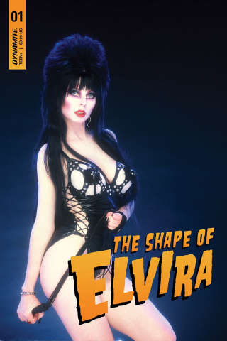The Shape of Elvira #1 (Photo Cover)