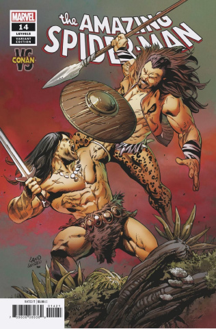 The Amazing Spider-Man #14 (Land Conan Cover)