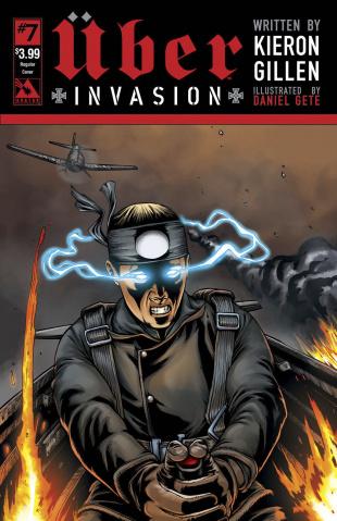 Über: Invasion #7