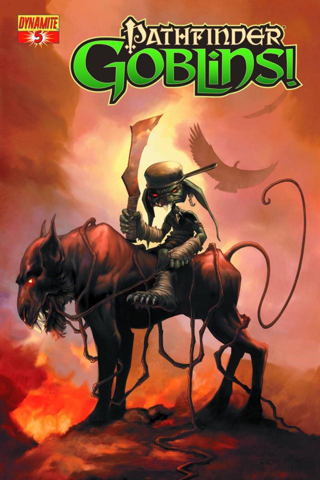 Pathfinder: Goblins! #5