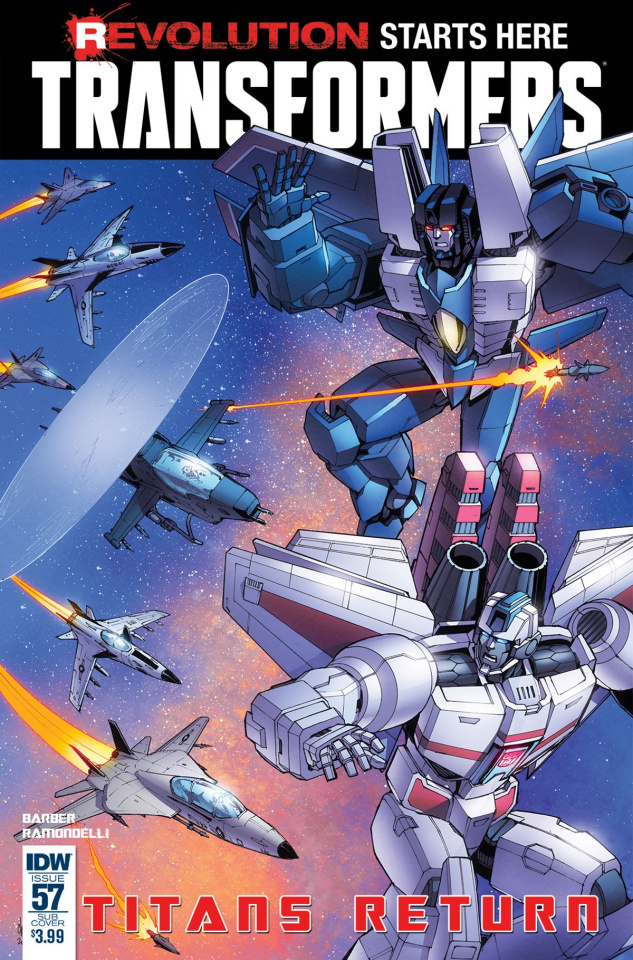 The Transformers #57
