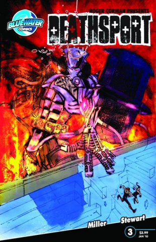 Roger Corman Presents: Deathsport #3
