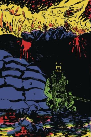 'Namwolf #4 (Alexis Ziritt Cover)