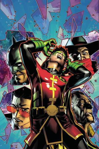 The Shadow / Batman #6 (40 Copy Peterson Virgin Cover)