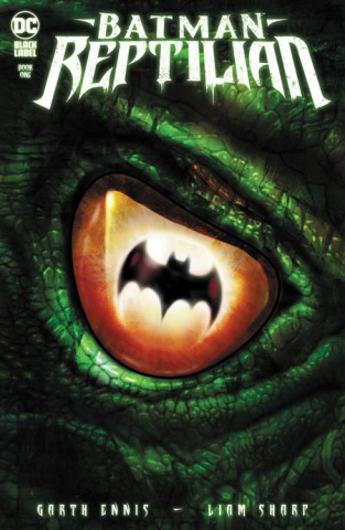 Batman: Reptilian #1 (Liam Sharp Cover)