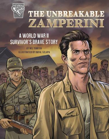 Amazing World War II Stories: The Unbreakable Zamperini
