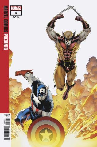 Marvel Comics Presents #1 (Cassaday Cover)