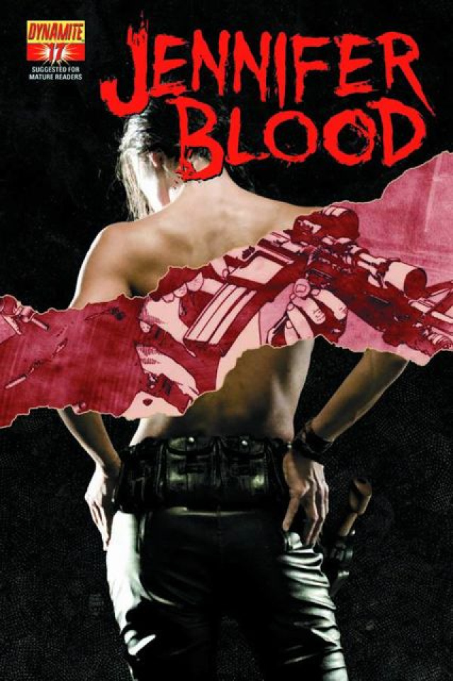 Jennifer Blood #17