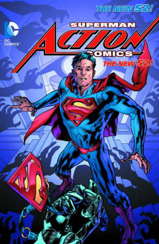 Action Comics Vol. 3: At the End of Days