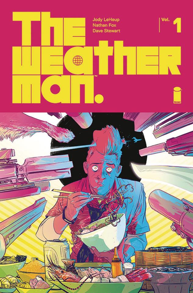 The Weatherman Vol. 1
