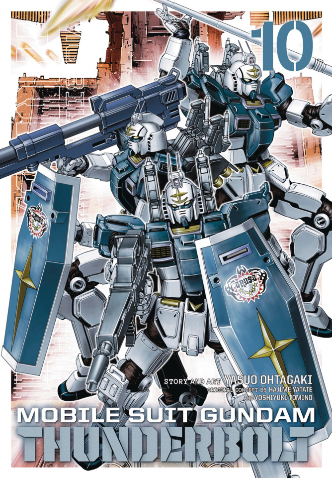 Mobile Suit Gundam: Thunderbolt Vol. 10