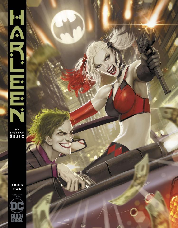 Harleen #2 (Variant Cover)