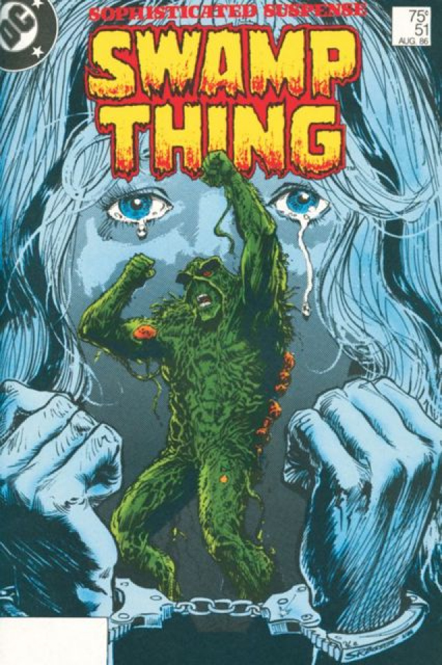The Saga of the Swamp Thing Book 5