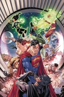Justice League Vol. 2: Outbreak