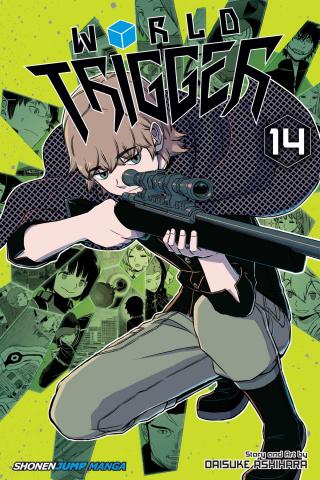 World Trigger Vol. 14