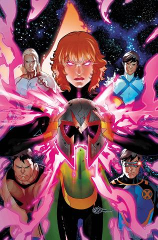 X-Men: Blue #32