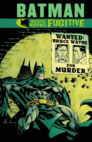 Batman: Bruce Wayne - Fugitive
