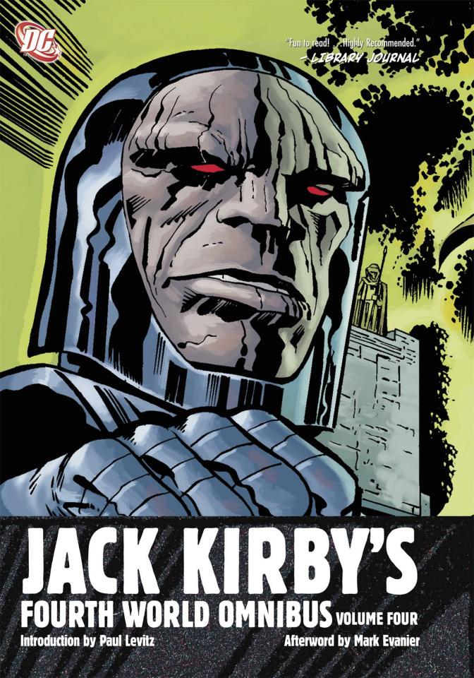 Jack Kirby's Fourth World Vol. 4